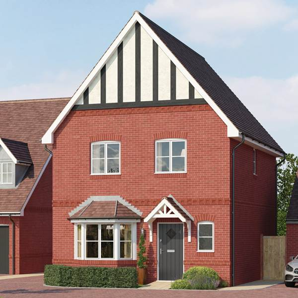 Finchampstead, Finchwood Park, Phase 1 137